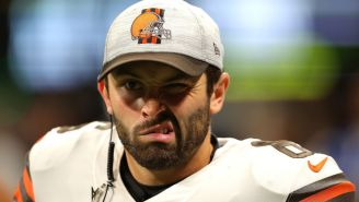 Baker Mayfield Posts Electric Hype Video With Clips From All His Haters Ahead Of Browns' Season Opener