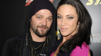 Bam Margera's Wife Files For Custody Of Toddler Son Two Years After Bam Feared She'd Use Him As 'Bait' If They Separated