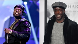 Rapper 50 Cent Under Fire For Using Michael K. Williams' Death To Promote His Show And Liquor Brand On Instagram