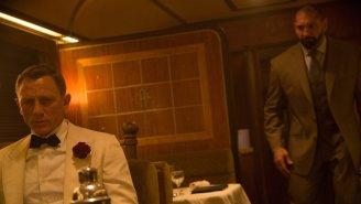 "Daniel Craig Recalls Breaking Dave Bautista's Nose While Filming 'Spectre': ""I Ran Away"""