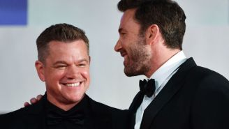 Here's Why It Took Ben Affleck And Matt Damon So Long To Write Another Movie Together