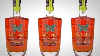 This Golden Rye Whiskey Sold Out Online In Minutes And Here's What The Hype Is All About