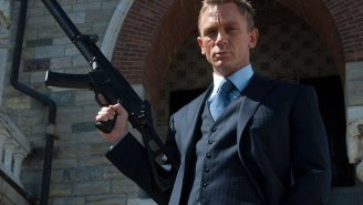 """Daniel Craig Recalls Saying """"Bond, James Bond"""" For First Time: """"I Sounded Like A 13-Year-Old"""" Going Through Puberty"""