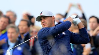 Brooks Koepka Gives Honest Thoughts About The Ryder Cup And It Sounds Like He Absolutely Hates Everything About The Event