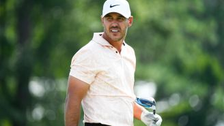 Injury Update For Brooks Koepka Heading Into The Ryder Cup Is Positive, Well, Sort Of