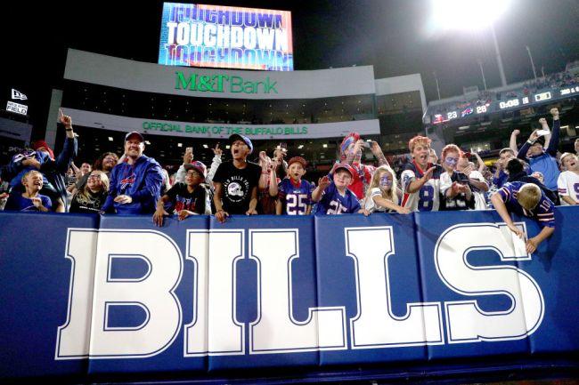 young buffalo bills fan beats cancer jumps through table