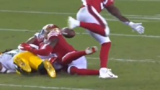 Fans Blast NFL's Concussion Protocols After Packers WR Davante Adams Was Allowed Back Into Game After Getting Knocked Out Cold