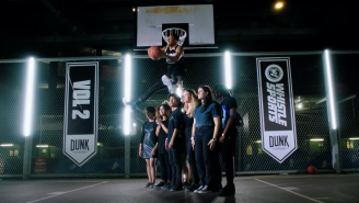 This Mixtape With 10 Of The Best Dunkers In Street Basketball Right Now Is Wild
