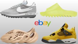 Return With Style: Fresh Kicks Backed by eBay's Authenticity Guarantee