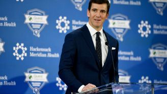 Eli Manning Shares Advice He's Giving To Nephew Arch Manning About Dealing With Such High Expectations