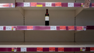 Multiple States Are Facing Alcohol Shortages As Stores In One Have Started Rationing Bottles To Stay Stocked