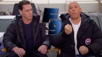 EXCLUSIVE: Behind-The-Scenes Look At How 'F9' Created The Bone-Crunching Toretto Bros. Rivalry