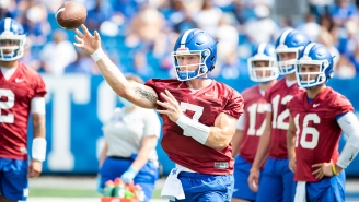 Kentucky QB Will Levis Is Using Name, Image, Likeness To Make Sure He Won't Get Obliterated