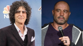 'Go F-ck Yourself': Howard Stern Rants About 'Idiot' Joe Rogan And Unvaccinated 'Sh-theads'