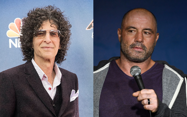 Howard Stern slams Joe Rogan for promoting ivermectin and attacks unvaccinated Americans during COVID-19 pandemic.
