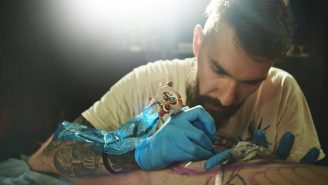 Baltimore Ravens Fan Getting A Tattoo For Every Win In 2021 Commemorates Justin Tucker's Field Goal