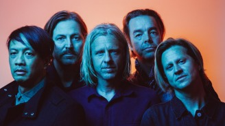 Introspective Jon Foreman Opens Up About Switchfoot On The Load Out