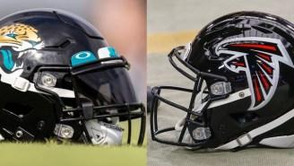 The Jaguars And Falcons' Social Media Teams Continue Winless Season With Sad Squabble