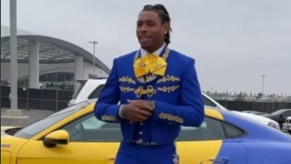 Fox Sports Deletes Post Comparing Jalen Ramsey's Mariachi Outfit To Django After Receiving Backlash