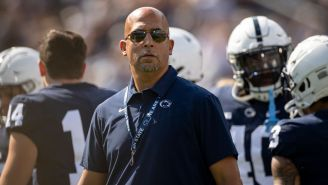 James Franklin's Answer When Asked About The USC Head Coaching Vacancy Was Bizarre
