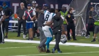 Update: Panthers' Jaycee Horn Reportedly Breaks Foot