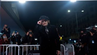 """Johnny Depp Warns That """"No One Is Safe"""" From Cancel Culture"""