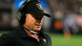Jon Gruden Reportedly Mocked The Size Of NFLPA Head DeMaurice Smith's Lips: 'Size Of Michellin Tires'
