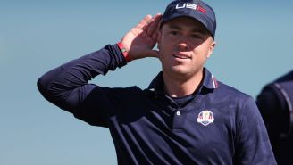 The New Generation Of American Golfers Arrives In Style With Ryder Cup Slaughtering