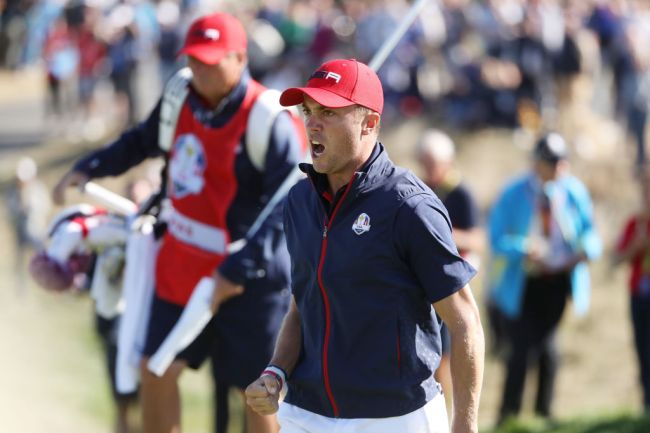 usa ryder cup hype video