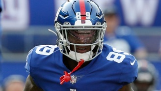 Report About NY Giants WR Kadarius Toney Being Unhappy With Role On Team Comes Hours After Kenny Golladay Yelled At QB Daniel Jones On Sidelines