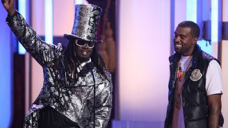 """T-Pain Says Kanye West Once Called One Of His Lyrics """"Corny"""" Only To Then Steal It For Himself"""