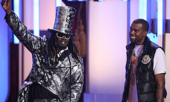 kanye west and t pain