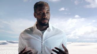 Twitter Reacts To Kawhi Leonard Being In Drake's 'Way 2 Sexy' Music Video