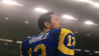 The First Trailer For The Kurt Warner Movie Is Extremely And Unintentionally Hilarious