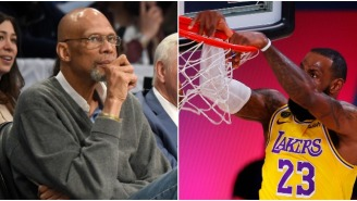 Kareem Abdul-Jabbar's Response To LeBron James Potentially Breaking His Scoring Record Should Be Taught In Schools
