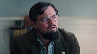 Leo DiCaprio Tries To Explain Science To White House Morons In Latest 'Don't Look Up' Teaser
