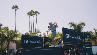 TravisMathew Threw A Masterclass On The Ultimate Golf And Surfing Sunday Funday