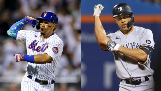 While You Were Watching Football, The Mets And Yankees Put On A SHOW, Lindor And Stanton Trade Chirps And Clutch Home Runs