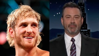 Logan Paul Calls Out Jimmy Kimmel's Hypocrisy After Kimmel Joked About Him Being Worst Person In The World