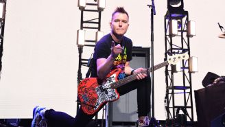 Blink-182's Mark Hoppus Announces He's 'Cancer Free' After Being Diagnosed With Stage 4 Cancer