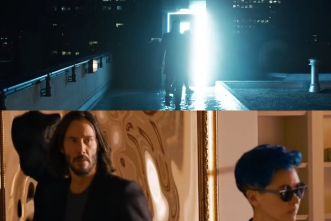 matrix 4 trailer theory
