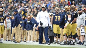 College Football World Reacts To Navy Football Firing Then Rehiring Coach Over The Course Of 48 Hours