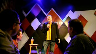 Norm MacDonald Once Bought Dinner For A Heckler Who Tried To Sabotage His Stand-Up Set