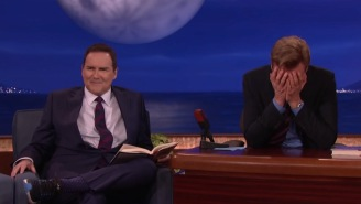 Conan Says NBC Execs Tried Banning Norm Macdonald From His Show — A Directive He Obviously Ignored