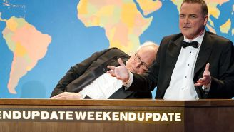 """This Is The 'Weekend Update' Joke That Norm Macdonald Considered To Be The """"Holy Grail"""""""