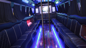 A Party Bus With Stripper Poles Took High Schoolers On A Field Trip And Their Teacher Handled It Like A Pro