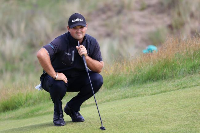 patrick reed almost died hospital pneumonia