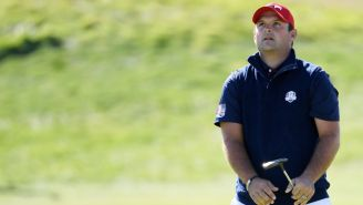 Patrick Reed's Twitter Activity After Not Being Picked For Ryder Cup Isn't Surprising At All