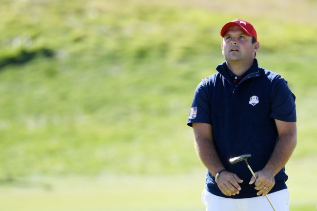 patrick reed twitter ryder cup