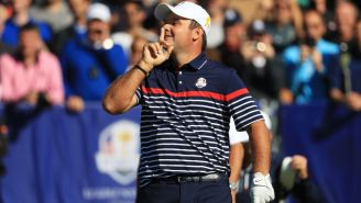 Golf World Reacts To Patrick Reed Not Making The U.S. Ryder Cup Team